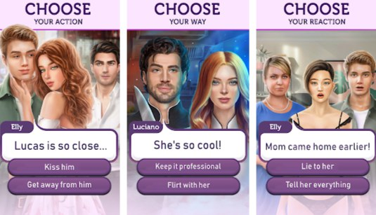 Novels Choose your story Mod Apk