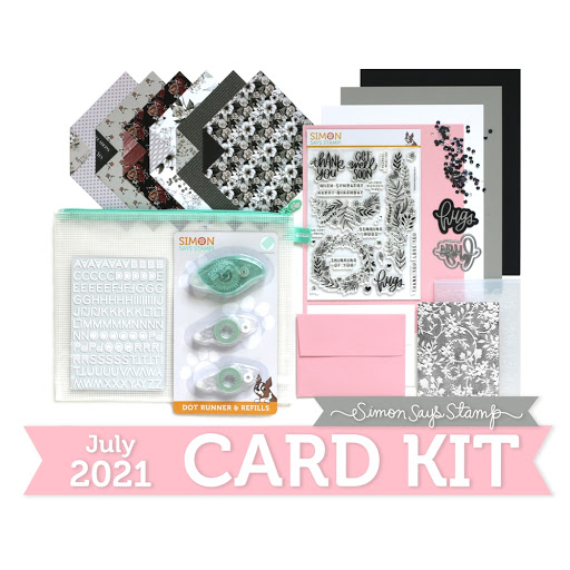 Simon's July Card Kit
