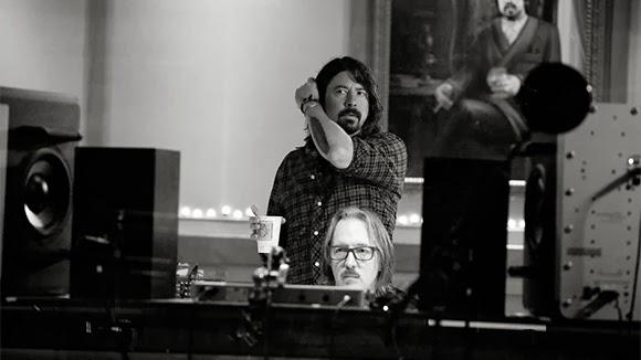Soundcity un DOCUMENTAL de Dave Grohl 🎦 que habla sobre la historia de un lugar en el cual se crearon alucinantes discos en la historia del rock