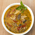 Thai Yellow Curry Coconut Soup