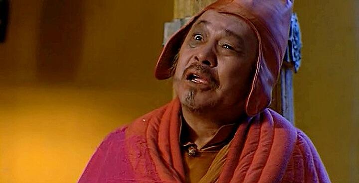 La Bara Volante: Il bambino d'oro (1986): grosso guaio in Tibet