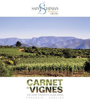 Carnet de Vignes Saint-Chinian - The Wine Tourist's Guide Book