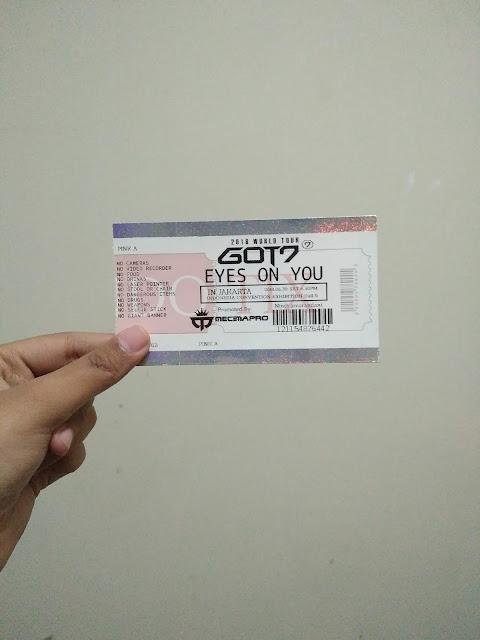 konser GOT7