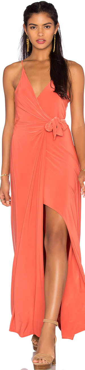 MISA LOS ANGELES Veronika Maxi Dress