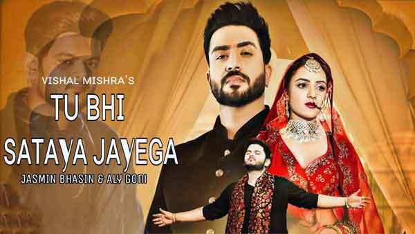 vishal mishra tu bhi sataya jayega song lyrics