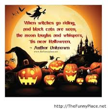 Famous funny halloween witch broom quotes and sayings images