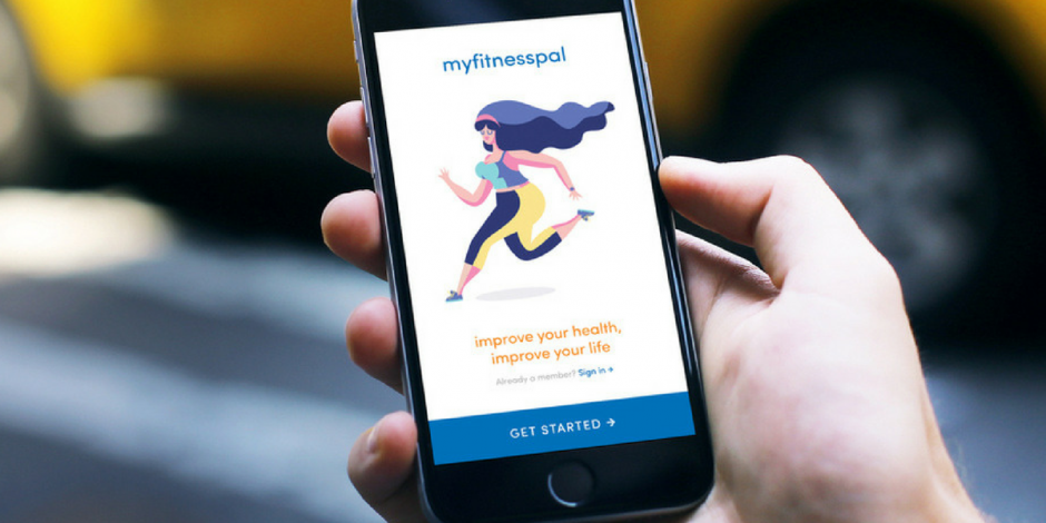 Under Armour Fitness App MyFitnessPal data breached