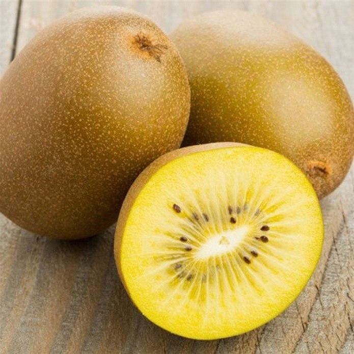 Altın kivi sarı olan meyveler