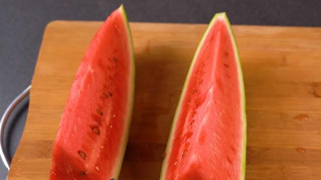 Watermelon jelly recipe easily