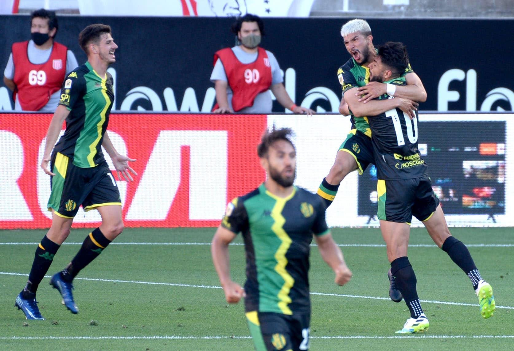 Estudiantes vs Aldosivi resumen del partido