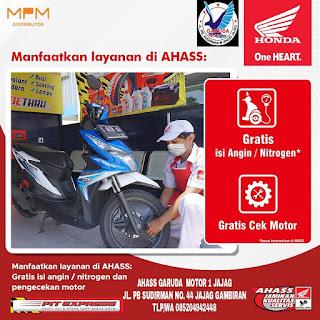 Layanan Ahass Garuda Motor Jajag Banyuwangi