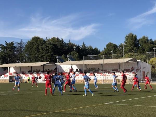 El Atlético Malagueño logra el pase al play off tras vencer a Torreperogil (0-1)