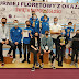 """Trzy medale florecistów i trzy medale florecistek w turnieju """"Drimer Cup"""" w Toruniu 🤺"""