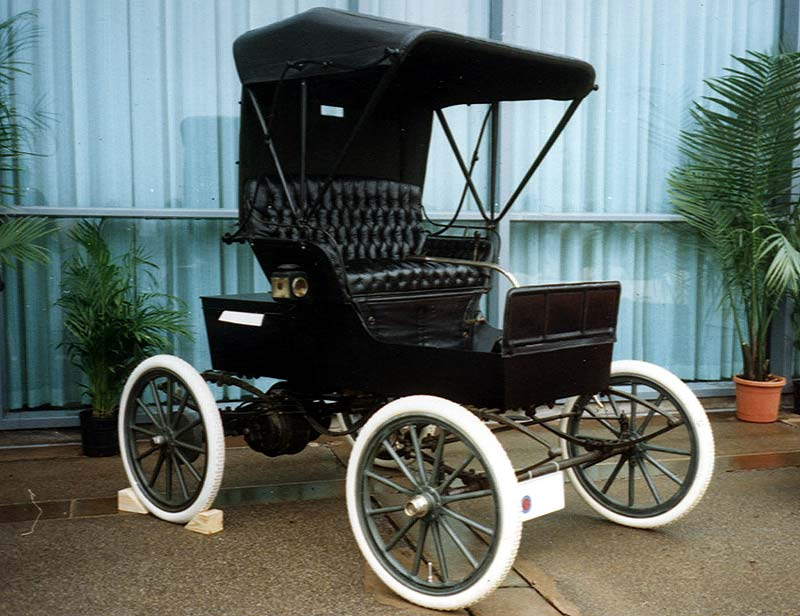First Electric Car 1828