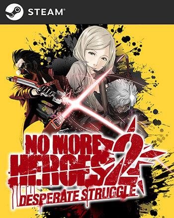 تحميل لعبة No More Heroes 2 Desperate Struggle للكمبيوتر