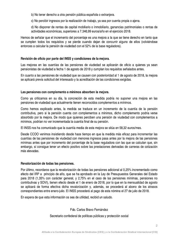 Ccoo el corte ingl s infocorty pensiones de viudedad - El corte ingles reformas ...