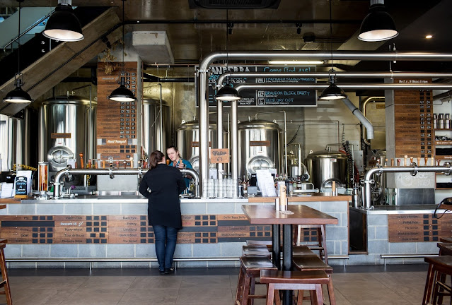 BentSpoke Brewing Co, Braddon, Canberra, ACT © VisitCanberra  BentSpoke Brewing Co, Braddon, Canberra, Australian Capital Territory