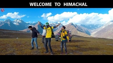 Welcome To Himachal mp3 Song download | B2 ~ Gaana Himachali