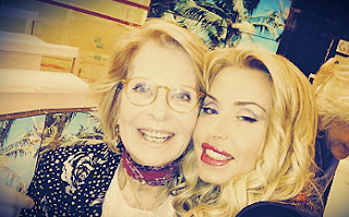 Valeria Marini madre
