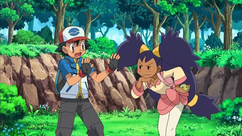 Iris e Ash