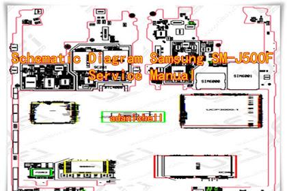 Schematic Diagram Samsung SM-J500F