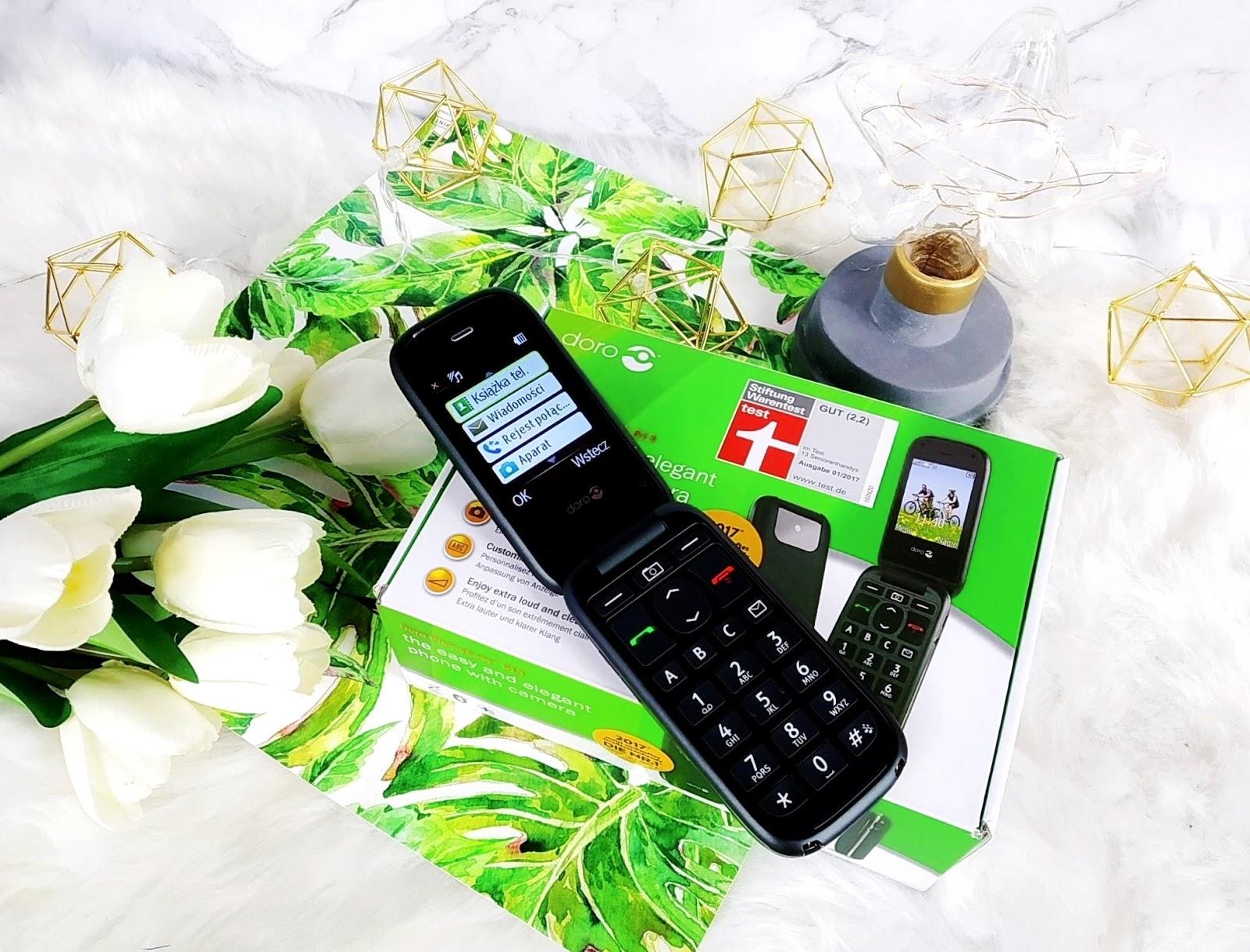 DORO 613 - IDEALNY TELEFON DLA KAŻDEGO SENIORA!