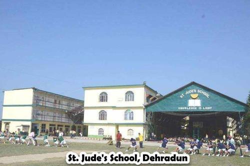 St. Jude's School, Dehradun