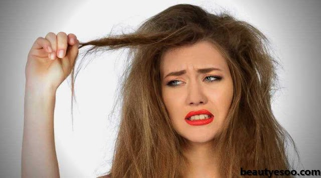 Ways To Care Frizzy And Dry Hair