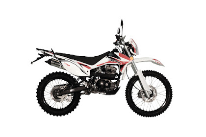 Spesifikasi Viar Cross X 200 GT