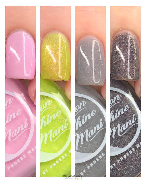 Moon Shine Mani Slow Your Roll Pt. 1