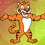 Games4King - G4K Mighty Tiger Escape