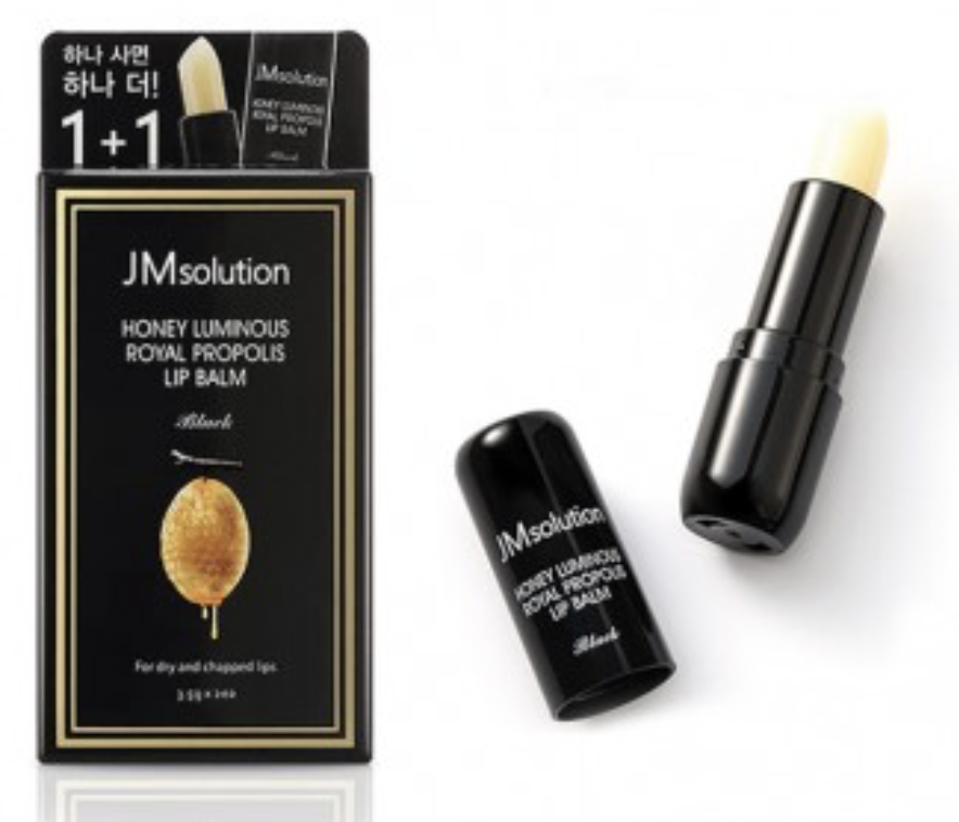 Makeup Secret: 韓國 JM Solution 平價「蜂膠眼霜 + Eye mask + 潤唇膏」 用後感