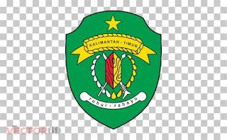 Logo Provinsi Kalimantan Timur (Kaltim) - Download Vector File PNG (Portable Network Graphics)