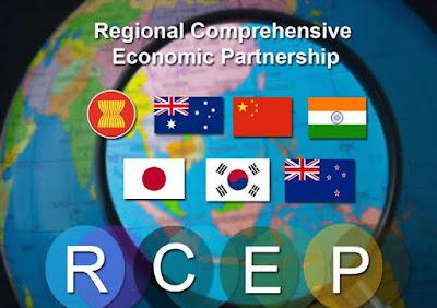 7th RCEP Ministerial Meeting in Bangkok from 8-10 September 2019