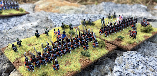 Baccus 6mm British Infantry Grande Armee Static Grass