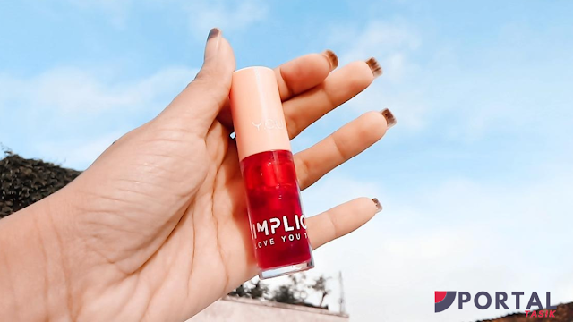 Review The Simplicity Love You Tint, Bikin Mantan Minta Balikan