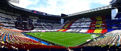 PES 2021 Stadium Santiago Bernabeu