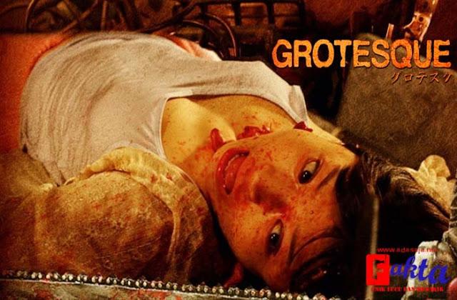 film Grotesque film yang dilarang diputar karena terlalu sadis