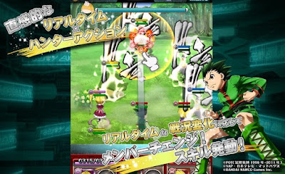 Download Hunter x Hunter Battle All Star v1.3.6 MOD Apk Latest Version Screenshot 1