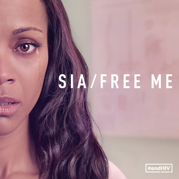 Sia - Free Me - Single Cover