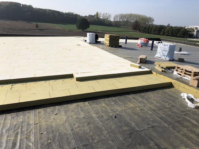 dak, isolatie, platte daken, hendrix dakbedekking