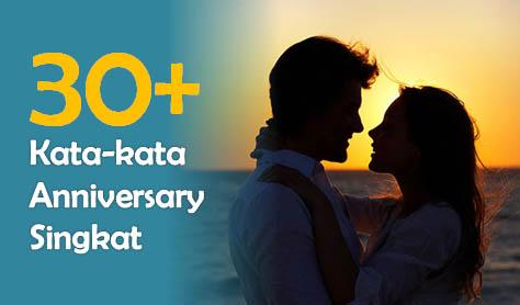 Kata Kata Anniversary Singkat