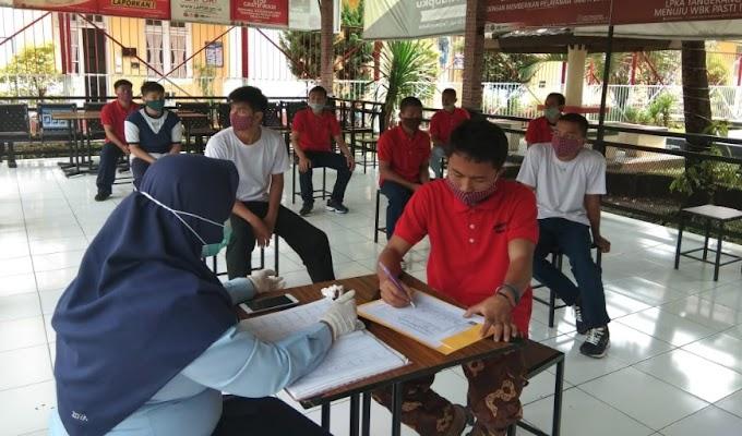 Cegah HIV-AIDS, LPKA Kelas I Tangerang Adakan Penyuluhan kepada Warga Binaan