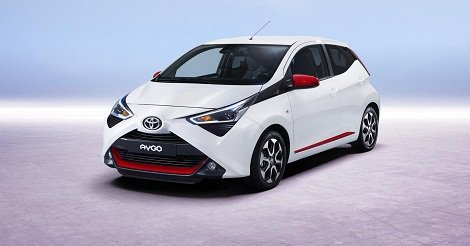 Toyota Agyo