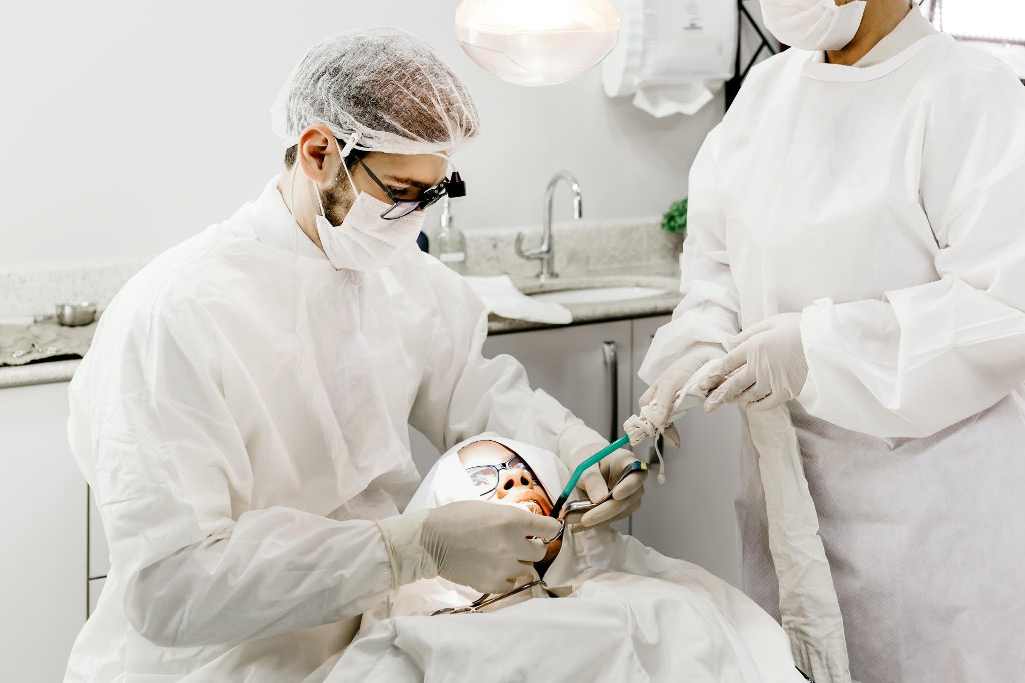 EPis na Odontologia