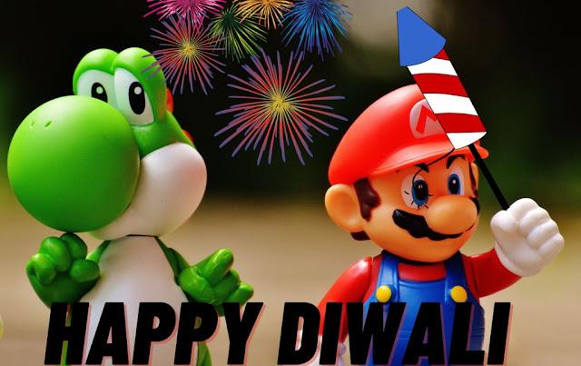 Cartoon Diwali Images