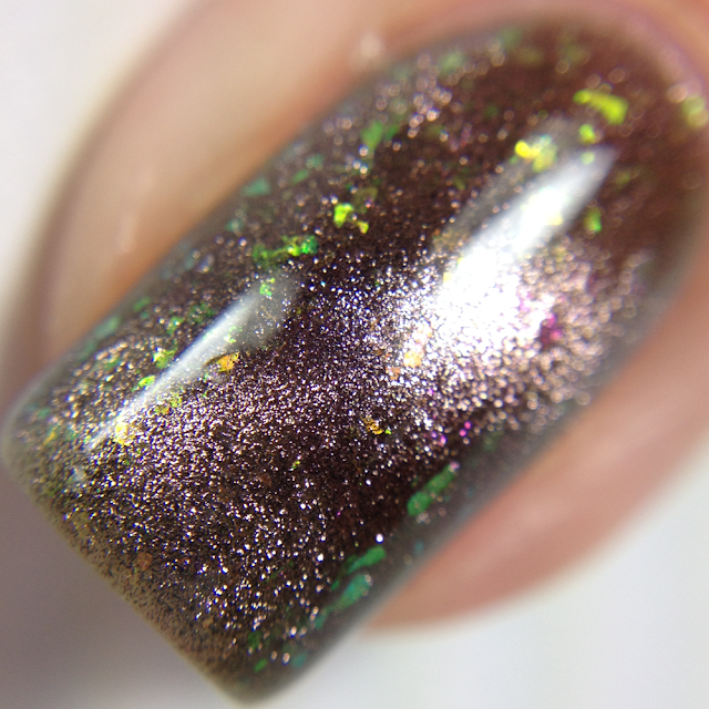 Bee's Knees Lacquer-There Is No Such Thing