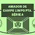 #Rodada5 - Confronto entre líderes dos grupos A e C agita domingo da Série A de Campo Limpo
