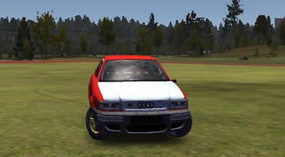 Download mod car , Audi 80 for My Summer Car