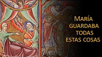 Evangelio según san Lucas (2:16-21): María guardaba todas estas cosas